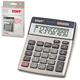 Калькулятор STAFF настольный металлический STF-1110, 10 разрядов, двойное питание, 140×105 мм