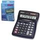 Калькулятор STAFF настольный STF-7312, 12 разрядов, двойное питание, 185×140 мм