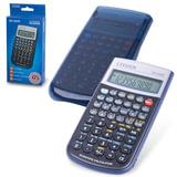 Калькулятор CITIZEN инженерный SR-260N, 10+2 разрядов, питание от батарейки, 154×80 мм, сертифицирован для ЕГЭ