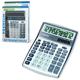Калькулятор CITIZEN настольный CCC-112WB, 12 разрядов, двойное питание, 207×155 мм
