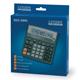 Калькулятор CITIZEN настольный SDC-660II, 16 разрядов, двойное питание, 156×156 мм