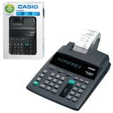 Калькулятор CASIO печатающий FR-2650T-GYB, 12 разрядов, от сети, 335×206 мм, (бумажный ролик 110364, картридж 250404)