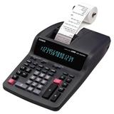 Калькулятор CASIO печатающий DR-320TEC-EA, 14 разрядов, от сети, 339×215 мм, (бумажный ролик 110364, картридж 250405)