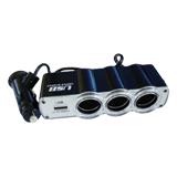 ������������ � ������ ������������� SUPRA SCP 1-4U �� 3 ������, USB