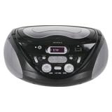 Магнитола SUPRA SR-CD118, с CD/<wbr/>MP3-плеером, выходная мощность 4 Вт, ЖК-дисплей, USB, AM/<wbr/>FM тюнер