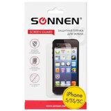 Защитная пленка для iPhone 5/<wbr/>5S/<wbr/>5С SONNEN, защита глаз против излучения экрана, прозрачная