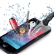 Защитная пленка для iPhone 5/<wbr/>5S/<wbr/>5С SONNEN, противоударная, прозрачная