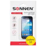 Защитная пленка для Samsung i9300/<wbr/>Galaxy S3 SONNEN, матовая