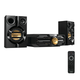 ����������� ����� PHILIPS FXD18/<wbr/>51, DVD, DivX, VCD, MP3-CD, CD (RW), �������� �������� 300 ��, USB, Bluetooth, NFC, ������