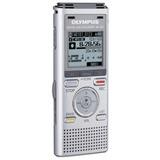 Диктофон OLYMPUS WS-832, 4 Gb, PCM (WAV)/<wbr/>MP3/<wbr/>WMA, время записи 1000 ч, серый