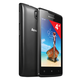 "Смартфон LENOVO A1000, 4"", 2 SIM, 3G, 0,3/<wbr/>5 Мп, 8 Гб, microSD, черный, пластик"