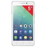 "Смартфон LENOVO P1m, 5"", 2 SIM, 4G (LTE), 5/<wbr/>8 Мп, 16 Гб, microSD, белый, пластик"
