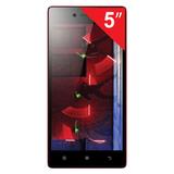 "Смартфон LENOVO VIBE SHOT 5"", 2 SIM, 4G (LTE), 32 Гб, 8/<wbr/>16 Мп, microSD, красный, металл"