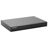 Плеер DVD SAMSUNG E350/<wbr/>RU DVD, MP3, MP4(DivX) SCART, RCA, USB(A), пульт ДУ, черный