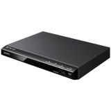 Плеер DVD SONY DVP-SR760HP DVD, MP3, MP4, (DivX), HDMI, RCA, USB (A), пульт ДУ, черный