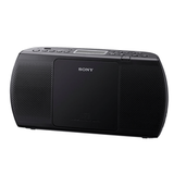 ��������� SONY ZS-PE40CPB, CD, MP3, WMA, USB, AM/<wbr/>FM-�����, �������� �������� 2 ��, ������