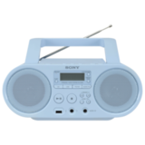 ��������� SONY ZS-PS50L, CD, MP3, WMA, CD-R/<wbr/>RW, USB, AM/<wbr/>FM-�����, �������� �������� 4 ��, �������