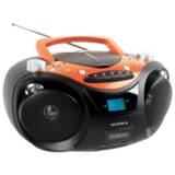 ��������� SUPRA SR-CD125U, CD, MP3, ��������� ����, USB, AM/<wbr/>FM-�����, �������� �������� 6 ��, ���� ������/<wbr/>���������