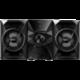 Музыкальный центр SONY MHCECL5, CD, MP3, WMA, USB, AM/<wbr/>FM-тюнер, выходная мощность 120 Вт, черный