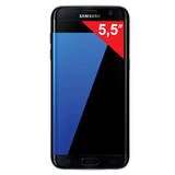"Смартфон SAMSUNG Galaxy S7 edge, 2 SIM, 5,5"", 4G (LTE), 5/<wbr/>12 Мп, 32 Гб, microSD, черный, металл и стекло"