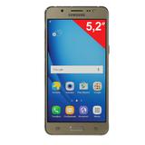 "Смартфон SAMSUNG Galaxy J5, 2 SIM, 5,2"", 4G (LTE), 5/<wbr/>13 Мп, 16 Гб, microSD, золотой, пластик"