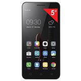 "Смартфон LENOVO VIBE C A2020A40, 2 SIM, 5"", 4G, 2/<wbr/>5 Мп, 8 ГБ, MicroSD, черный, пластик"