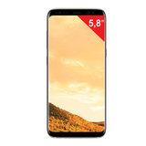 "Смартфон SAMSUNG Galaxy S8, 2 SIM, 5,8"", 4G (LTE), 8/<wbr/>12 Мп, 64 ГБ, microSD, «желтый топаз», металл/<wbr/>стекло"