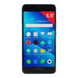 "Смартфон MEIZU M5 NOTE M621H, 2 SIM, 5,5"", 4G, 5/<wbr/>13 Мп, 32 Гб, MicroSD, серый, металл"
