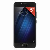 "Смартфон MEIZU M5C M710H, 2SIM, 5"", 4G, 5/<wbr/>13 Мп, 16 Гб, MicroSD, черный, пластик"