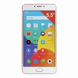"""Смартфон MEIZU U20 U685H, 2 SIM, 5,5"""", 4G, 5/<wbr/>13 Мп, 32 Гб, MicroSD, розово-золотой, металл, стекло"""