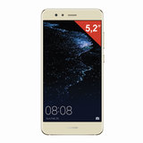 "Смартфон HUAWEI P10 LITE, 2 SIM, 5,2"", 4G, 8/<wbr/>12 Мп, 32 ГБ, MicroSD, золотой, металл"