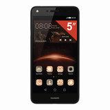 "Смартфон HUAWEI Y5 II CUN-U29, 2 SIM, 5"", 3G, 2/<wbr/>8 Мп, 8 Гб, MicroSD, черный, пластик"