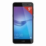 """Смартфон HUAWEI Y5 2017 MYA-U29, 2 SIM, 5"""", 4G, 5/<wbr/>8 Мп, 16 ГБ, MicroSD, серый, пластик"""