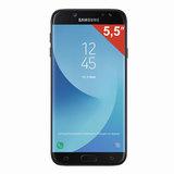 "Смартфон SAMSUNG Galaxy J7, 2 SIM, 5,5"", 4G (LTE), 13/<wbr/>13 Мп, 16 ГБ, microSD, черный, металл и стекло (2017)"