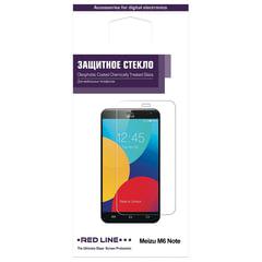 Защитное стекло для Meizu M6 Note, RED LINE, УТ000013438