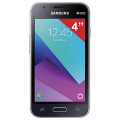 "Смартфон SAMSUNG Galaxy J1 mini Prime, 2 SIM, 4"", 4G (LTE), 0,3/<wbr/>5 Мп, 8 ГБ, microSD, черный, металл"