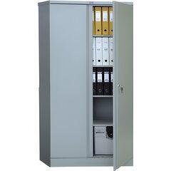 Шкаф металлический офисный ПРАКТИК «AM-1891», 1830×915×458 мм, 47 кг, разборный
