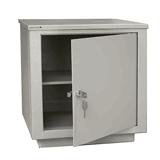 Шкаф металлический для документов НАДЕЖДА «ШМС-1», 490×464×409 мм, сварной