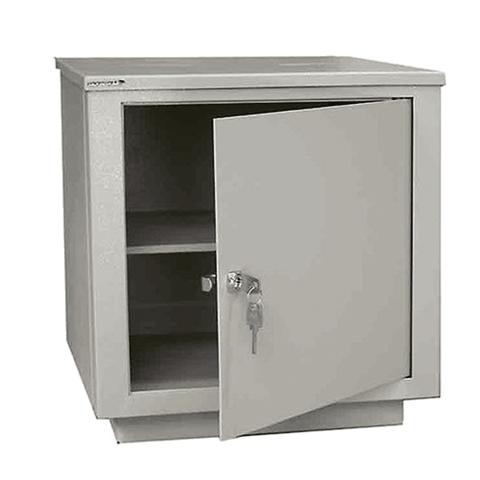 Металлический шкаф с замком для документов