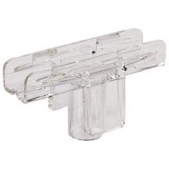 Держатель рамки POS, Т-образный, для сборки напольной стойки для трубок 9 мм