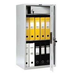Шкаф металлический для документов ПРАКТИК «SL- 87Т», 870×460×340 мм, 25 кг, сварной