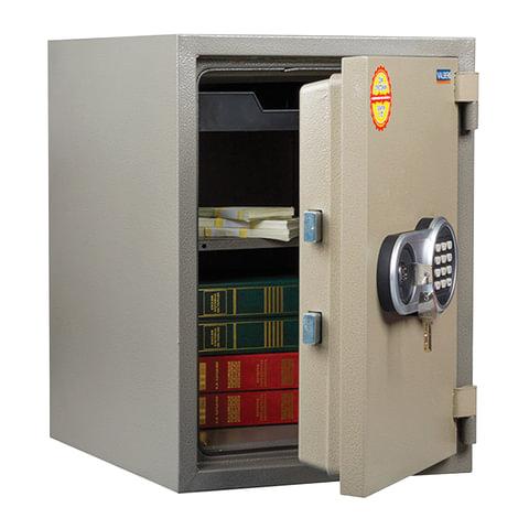"""Сейф огнестойкий VALBERG """"FRS-49 EL"""", 490х350х430 мм, 48 кг, электронный замок + ключ"""