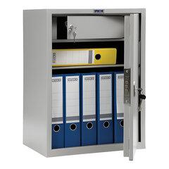 Шкаф металлический для документов ПРАКТИК «SL- 65Т», 630×460×340 мм, 17 кг, сварной
