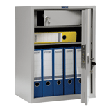 Шкаф металлический для документов ПРАКТИК «SL- 65Т», 630×460×340 мм, 20 кг, сварной