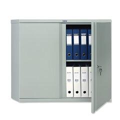 Шкаф металлический офисный ПРАКТИК «AM-0891», АНТРЕСОЛЬ для шкафа «АМ-1891», код 290093, разборный