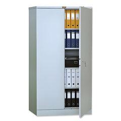 Шкаф металлический для документов, сейфовый, VALBERG «AMH 1891», 1830×921×460 мм, 108 кг, сварной