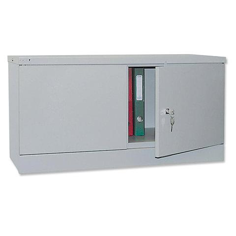 Шкаф металлический офисный НАДЕЖДА «ШМС-6», АНТРЕСОЛЬ для шкафа «ШМС-4», код 290113