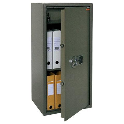 Сейф офисный VALBERG «ASM- 90Т EL», 900×440×370 мм, 50кг, электронный замок, крепление к стене, полу