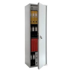 Шкаф металлический для документов ПРАКТИК «SL-150Т», 1490×460×340 мм, 32 кг, сварной