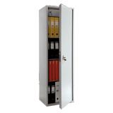 Шкаф металлический для документов ПРАКТИК «SL-150Т», 1490×460×340 мм, 39 кг, сварной